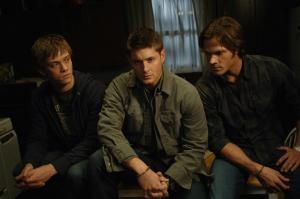 Jensen Ackles, Dean Winchester, Jared Padalecki, Sam Winchester, Adam Milligan, Supernatural
