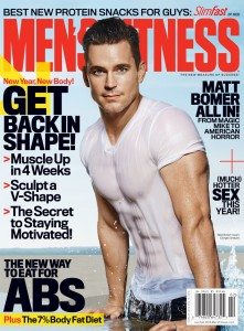 Matt Bomer, Men's Health
