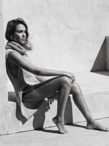 Jessica Alba, The Edit