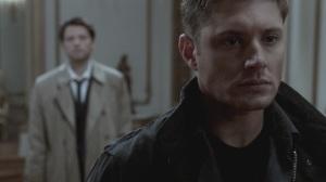 Jensen Ackles, Dean Winchester, Misha Collins, Castiel, Supernatural