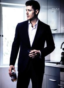 Jensen Ackles, Harpers Bazaar China