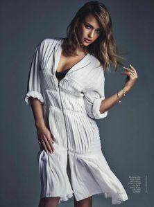 Jessica Alba, Vogue Australia