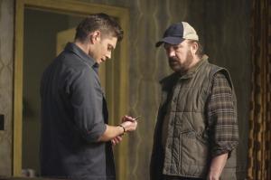 Jensen Ackles, Dean Winchester, Jim Beaver, Bobby Singer, Supernatural