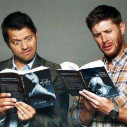 Jensen Ackles, Misha Collins