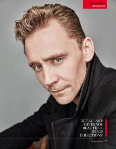 Tom Hiddleston, SFX