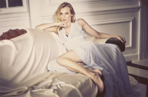 Diane Kruger, The Edit
