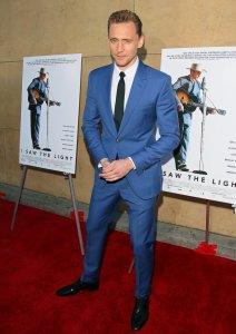 Tom Hiddleston, I Saw the Light