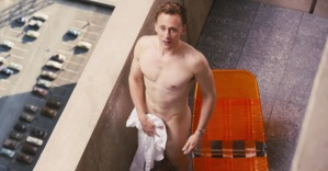 Tom Hiddleston, High Rise, gif