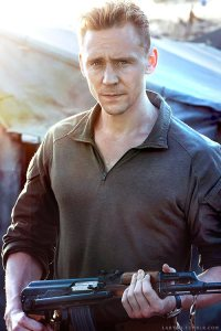 Tom Hiddleston, Jonathan Pine, The Night Manager