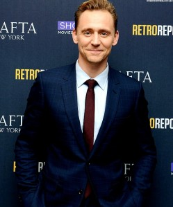 Tom Hiddleston, BAFTA