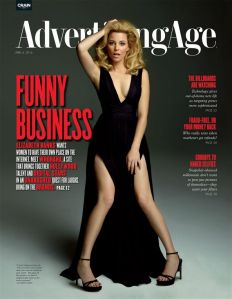 Elizabeth Banks, Advertising Age
