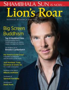 Benedict Cumberbatch, Lion's Roar