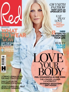 Gwyneth Paltrow, Red