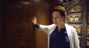 Olivia Colman, Angela Burr, The Night Manager