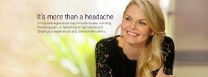 Jennifer Morrison, More to Migraine