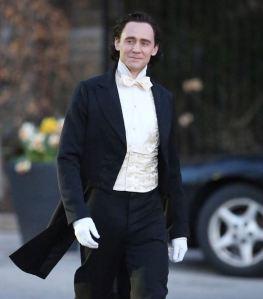 Tom Hiddleston, Thomas Sharpe, Crimson Peak