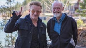 Bono, Eugene Peterson