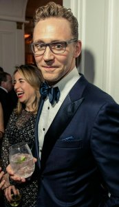 Tom Hiddleston, White House Correspondents Dinner