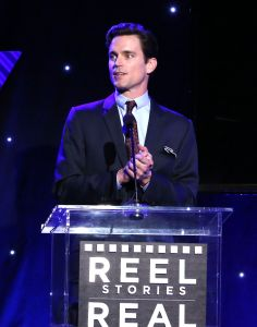 Matt Bomer, Reel Stories