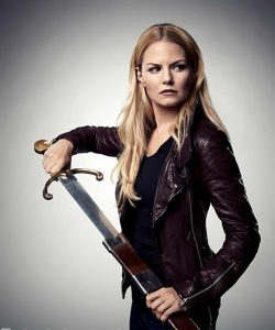 Jennifer Morrison, Emma Swan, Once Upon a Time, Entertainment Weekly