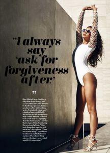 Shay Mitchell, Cosmopolitan