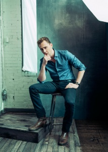 Tom Hiddleston, Hollywood Reporter