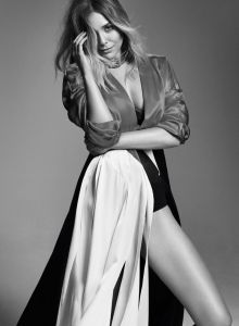 Elizabeth Olsen, Elle Canada
