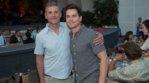 Matt Bomer, Simon Halls, Hollywood Bowl