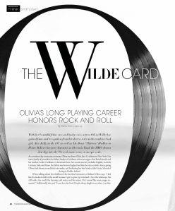 Olivia Wilde, Think