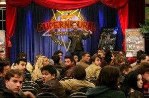 Chuck, Supernatural