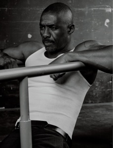 Idris Elba, Interview