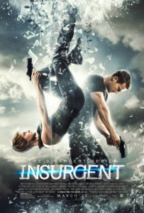 Shailene Woodley, Theo James, Insurgent