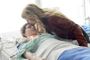 Jennifer Morrison, Emma Swan, Jared Gilmore, Henry Mills, Once Upon a Time