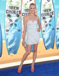 Yvonne Strahovski, Teen Choice Awards