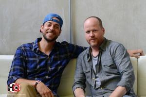 Zachary Levi, Joss Whedon, Nerd HQ
