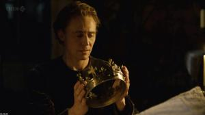 Tom Hiddleston, Henry V, Hollow Crown