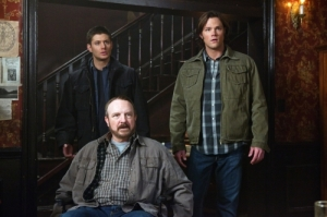 Jensen Ackles, Dean Winchester, Jared Padalecki, Sam Winchester, Jim Beaver, Bobby Singer, Supernatural