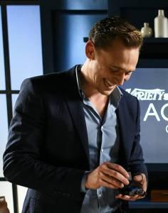 Tom Hiddleston, Variety