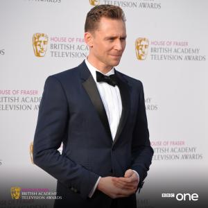 Tom Hiddleston, BAFTA Television Awards