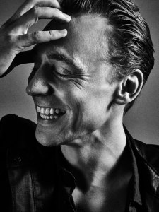 Tom Hiddleston, Andy Gotts