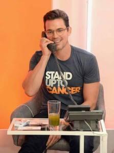 Matt Bomer, Stand Up 2 Cancer