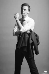 Tom Hiddleston, The Wrap