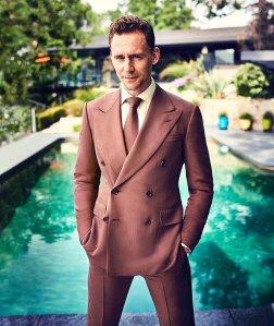 Tom Hiddleston, Esquire