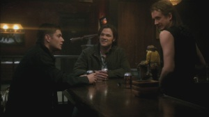 Jensen Ackles, Dean Winchester, Jared Padalecki, Sam Winchester, Ash, Supernatural