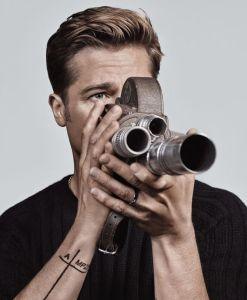 Brad Pitt, T