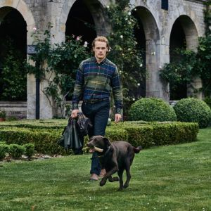 Sam Heughan, Barbour