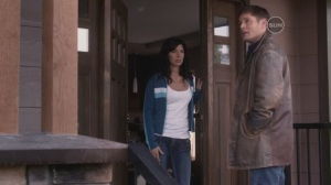 Jensen Ackles, Dean Winchester, Lisa, Supernatural