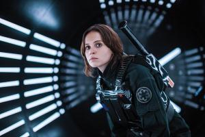 Felicity Jones, Rogue One