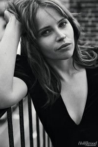 Felicity Jones, Hollywood Reporter