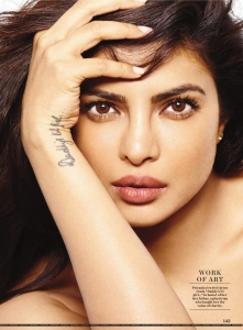 Priyanka Chopra, Womens Health